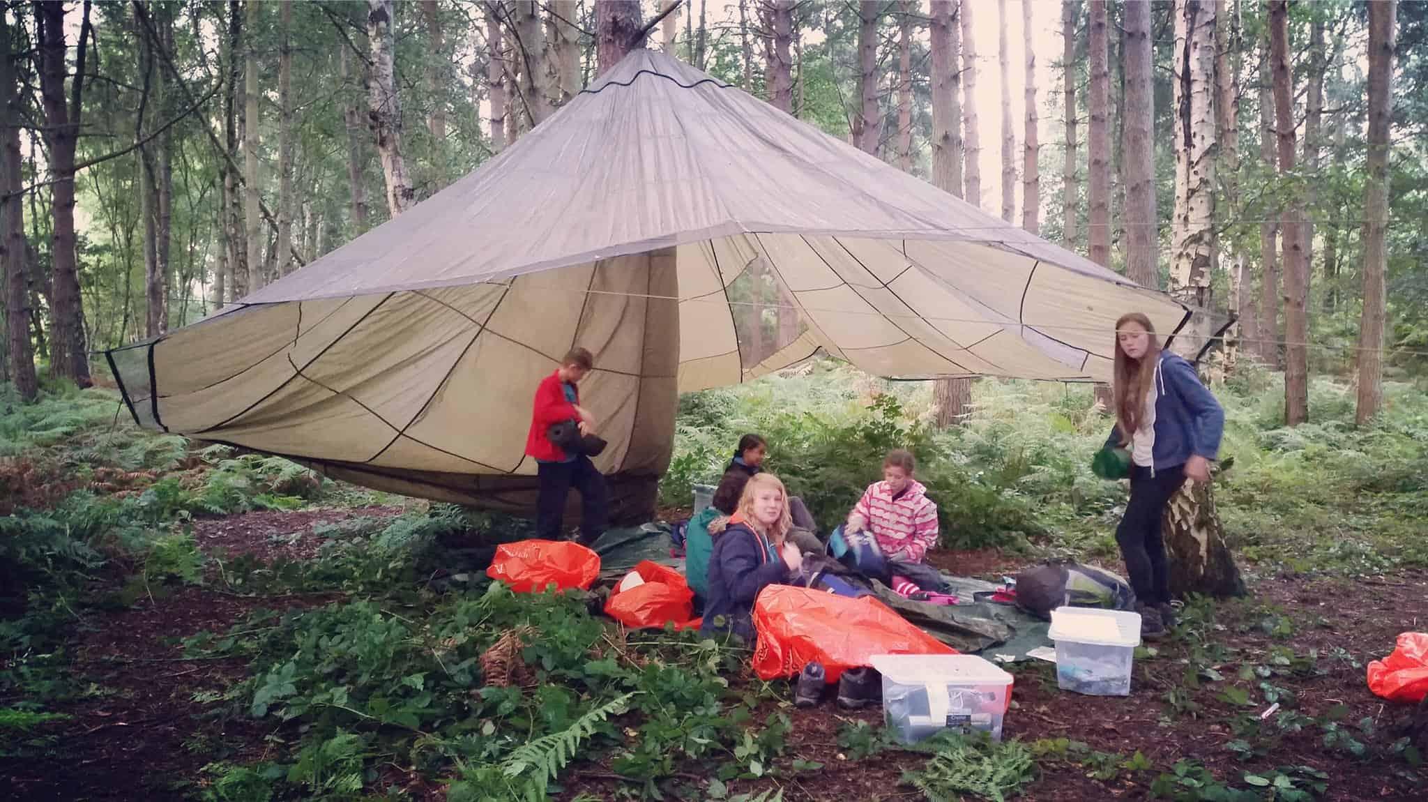 Scout Experience Survey 2019