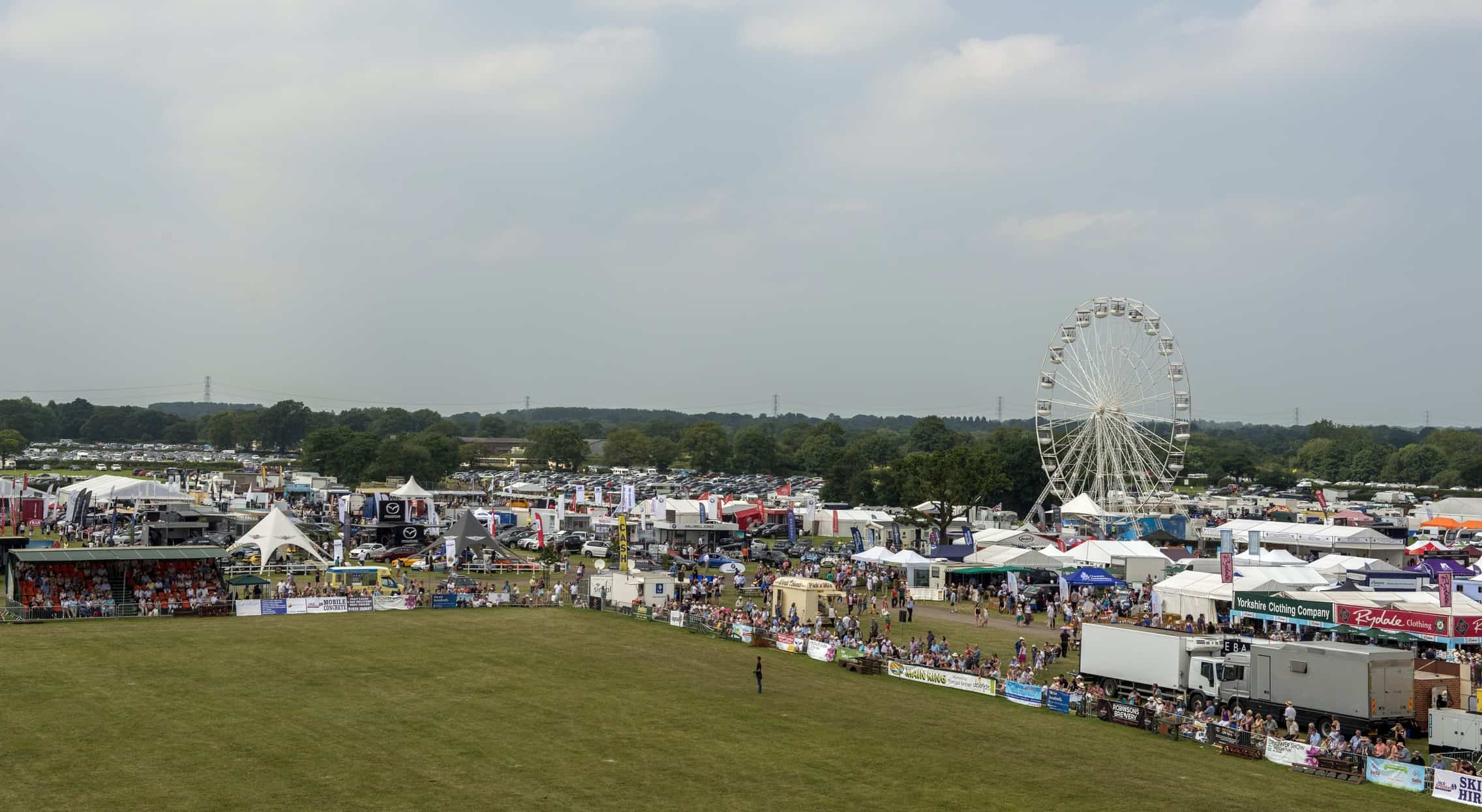 Royal Cheshire County Show 2019