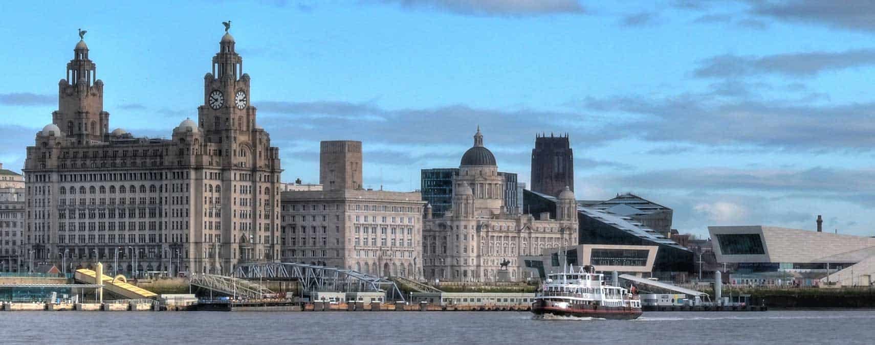 Scouts Trip to Liverpool