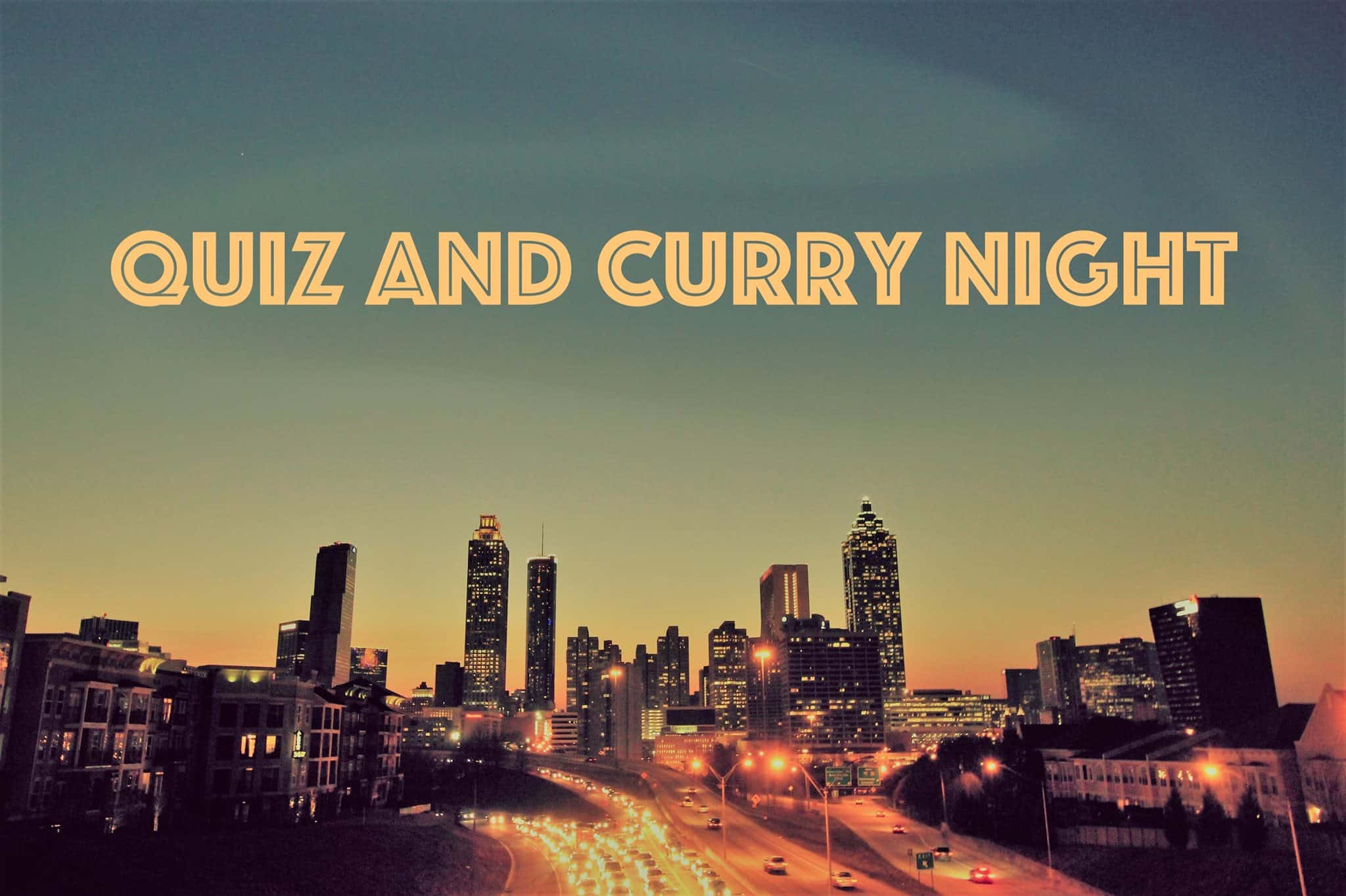 Quiz and Curry Night