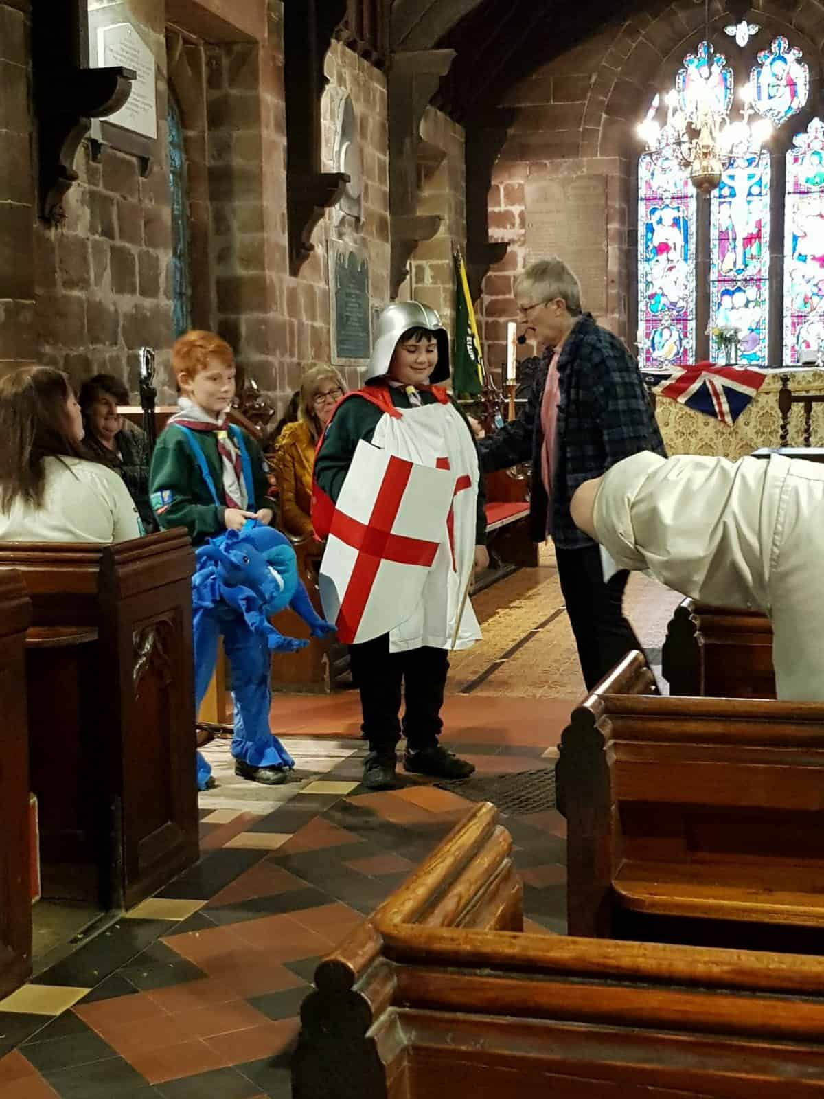 St George's Day Service