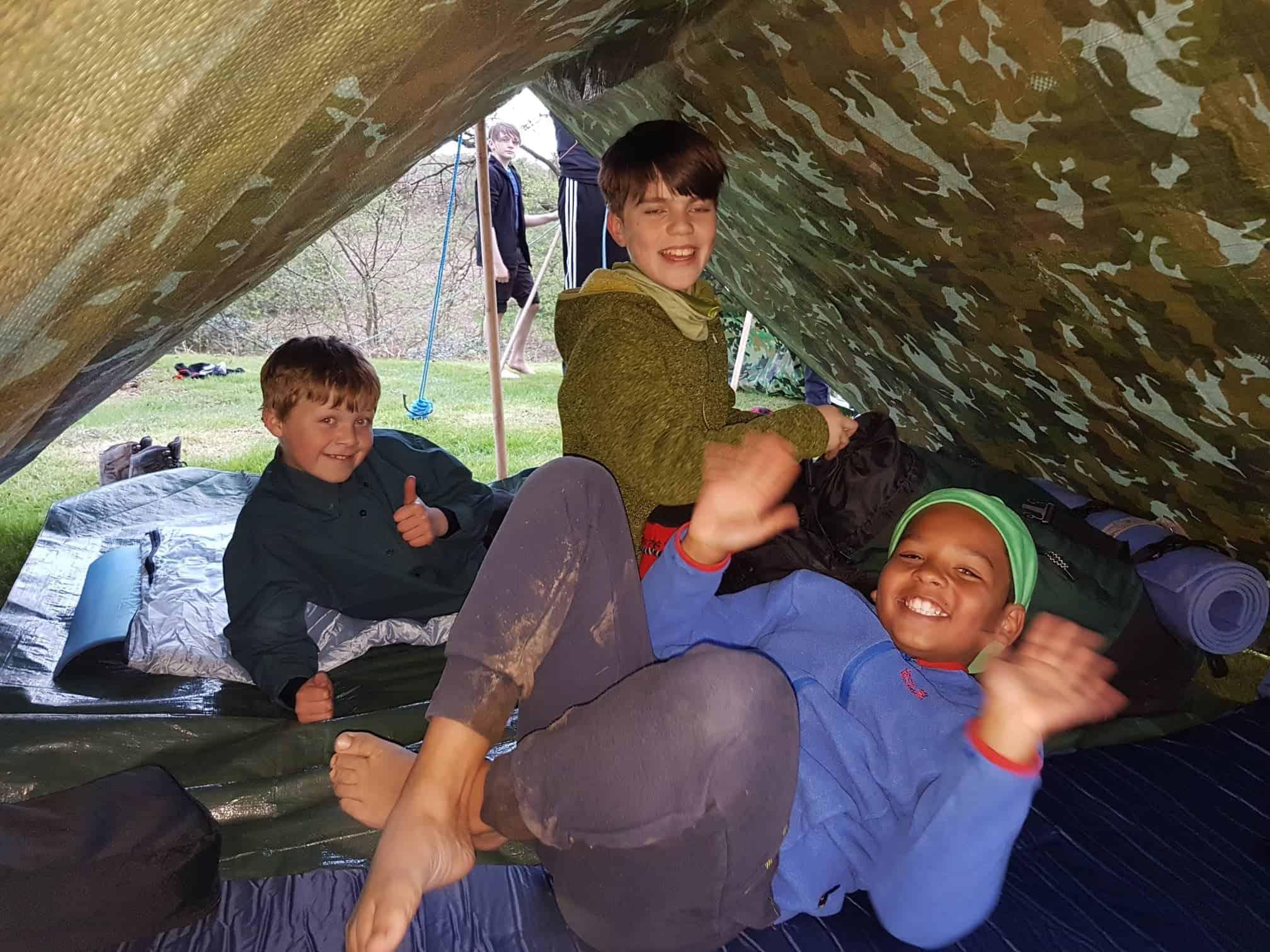 Scouts Mini Camp